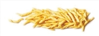 Bilde av Strozzapreti pasta kokt.