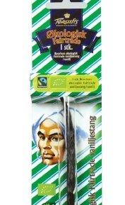 Prøv også Tørsleffs Økologisk Fairtrade Vaniljestang.