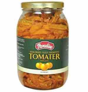 Bilde av Paradiso Semitørkede gule tomater.