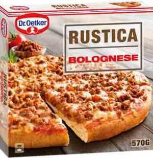 Prøv også DrOetker Rustica Bolognese.