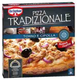 Prøv også DrOetker Stenovnsbakt Tradizionale Tonno e Cipolla.