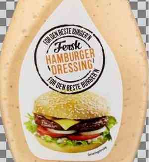 Prøv også Idun Fersk Hamburgerdressing.