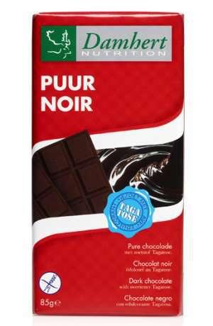 Bilde av Tagatose mørk sjokolade 85 g.