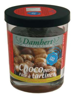 Prøv også Tagatose sjokoladepålegg med hasselnøtter 200 g.