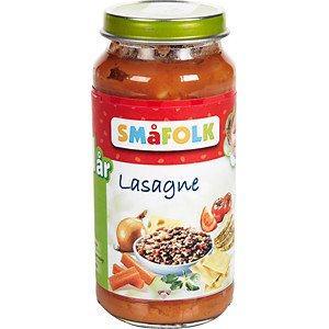 Prøv også Småfolk lasagne.