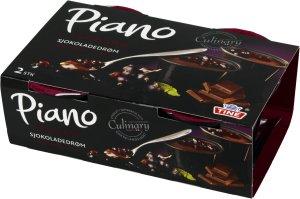Prøv også Tine Piano Signatur Sjokoladedrøm med rørte solbær.