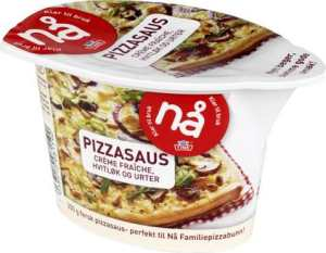 Prøv også Tine Nå Pizzasaus Crème Fraîche.