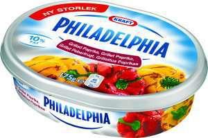 Prøv også Philadelphia specials grillet paprika.
