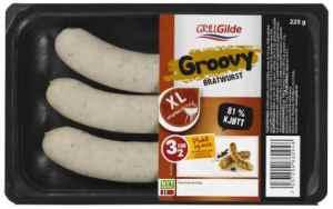Prøv også Gilde Groovy Bratwurst.