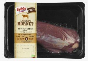 Prøv også Gilde petite tender av storfe.