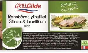 Prøv også Gilde renskåret ytrefilet med sitron og basilikum.