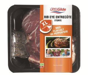 Prøv også Gilde Rib Eye entrecote storfe.