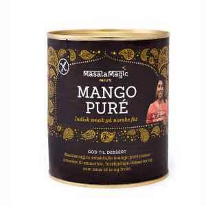 Prøv også Masalamagic Nirus mango puré.