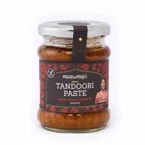 Prøv også Masalamagic Nirus tandoori paste.