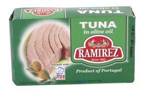 Prøv også Ramirez tunfisk i olivenolje.