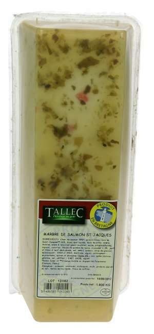 Prøv også Tallec Fisk- og skalldyrterrin.