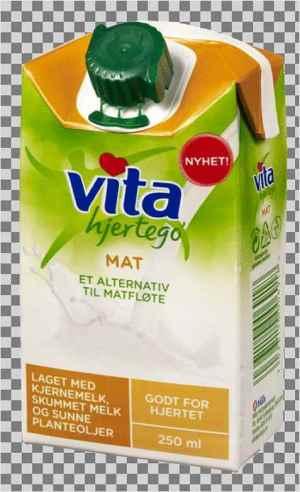 Prøv også Vita hjertego mat.