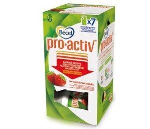 Prøv også Becel proactiv jordgubb.