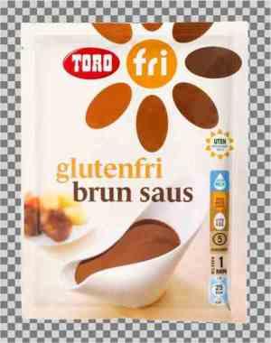 Prøv også Toro glutenfri brun saus.