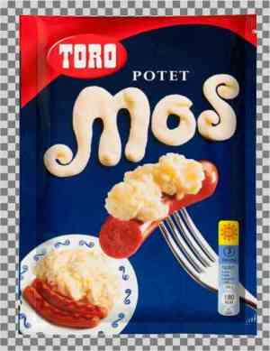 Prøv også Toro potetmos tilberedt.