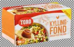 Prøv også Toro kyllingfond.