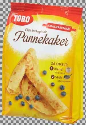 Prøv også Toro pannekaker familiepakning.