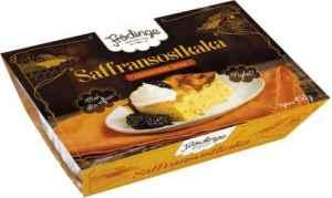 Prøv også Frödinge saffransostkake.