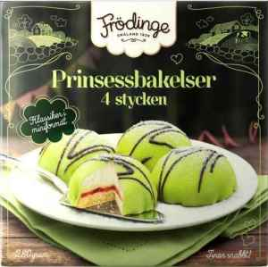Prøv også Frödinge Prinsessbakelser 4-pack.