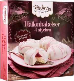 Prøv også Frödinge Hallonbakelser 4-pack.