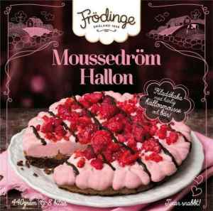 Prøv også Frödinge Moussedröm Hallon.