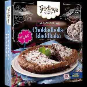 Prøv også Frödinge kladdkake med chockladgrädde.