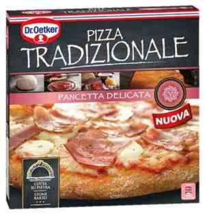 Prøv også DrOetker Stenovnsbakt Tradizionale Pancetta Delicata.