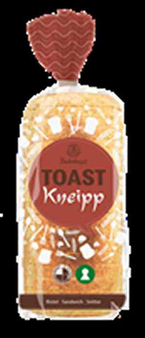 Prøv også Bakehuset toast kneipp.