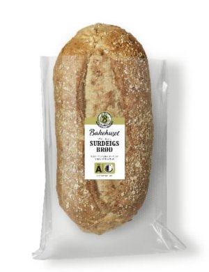 Prøv også Bakehuset vårt beste surdeigsbrød.