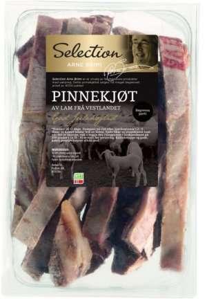 Prøv også Selection Arne Brimi Pinnekjøt fra Vestlandet.