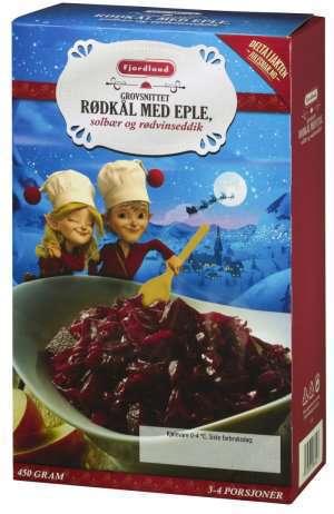 Prøv også Fjordland Rødkål familiepakning.