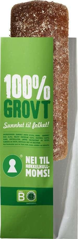 Prøv også Bakehuset kiwi grovbrød.