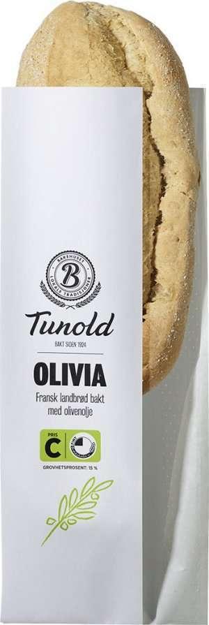 Prøv også Bakehuset tunold olivia.
