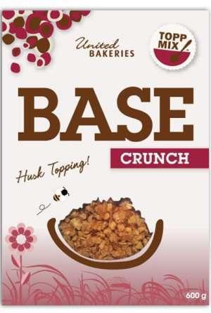 Prøv også Toppmix base Crunch.