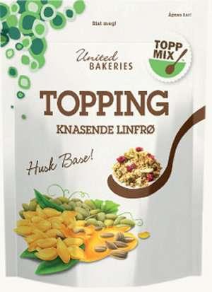 Prøv også Toppmix topping knasende linfrø.