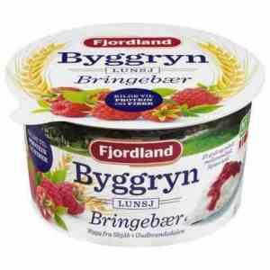 Prøv også Fjordland Byggrynslunsj med bringebær.