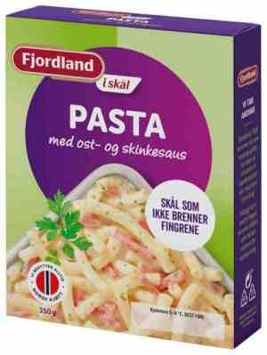 Prøv også Fjordland Pasta med ost og skinke.