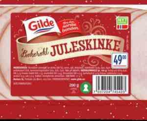 Prøv også Gilde Juleskinke i skiver.
