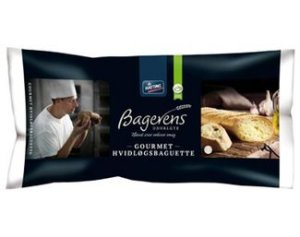 Prøv også Hatting Bagerens Utvalgte Gourmet Hvitløksbaguette.