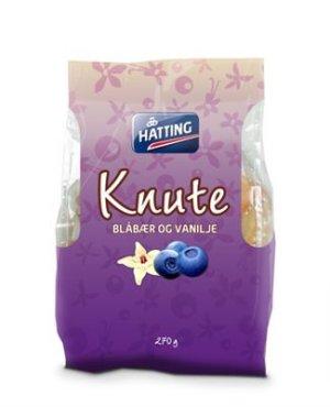 Prøv også Hatting Knute med Blåbær og vaniljekrem.