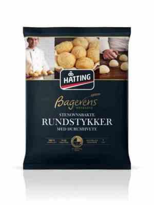 Prøv også Hatting Stenovnsbakte Durumrundstykke.