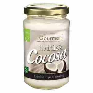 Prøv også Cocosa Gourmet 500g Hvitløk.