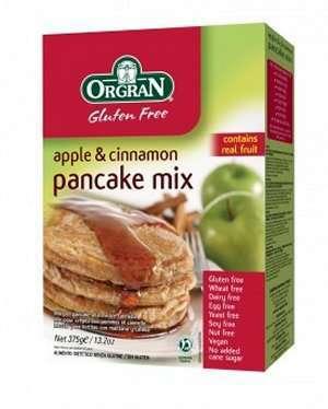 Prøv også Orgran Pannekakemiks med eple og kanel.