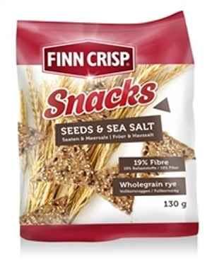 Prøv også Finn Crisp Knekkebrød Rye Snacks Frø.