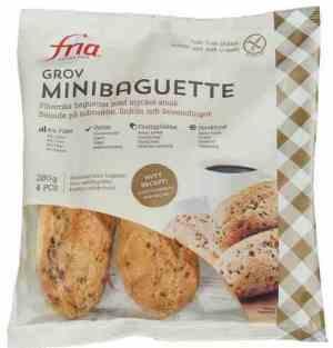 Prøv også Fria Grov Minibaguette.